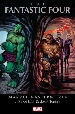 Fantastic Four Masterworks Volume 2