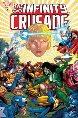 Infinity Crusade Volume 2