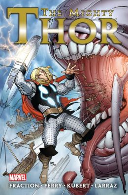 Mighty Thor By Matt Fraction Volume 2