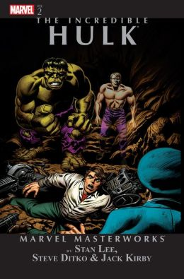 Incredible Hulk Masterworks Volume 2