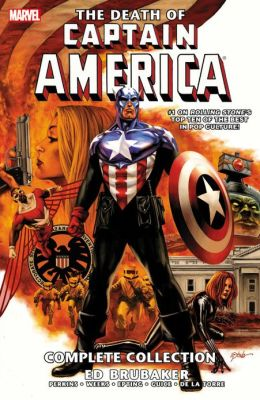 Captain America: The Complete Collection