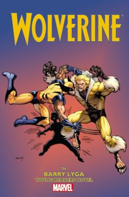 Wolverine Young Readers Novel