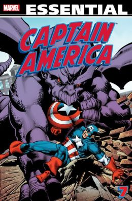 Essential Captain America - Volume 7