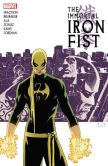 Book Cover Image. Title: Immortal Iron Fist:  The Complete Collection Volume 1, Author: Ed Brubaker