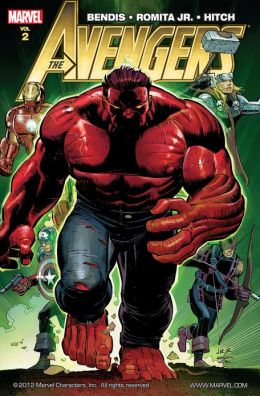 Avengers By Brian Michael Bendis Volume 2