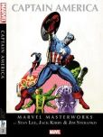 Book Cover Image. Title: Marvel Masterworks:  Captain America Volume 3, Author: Marvel Comics