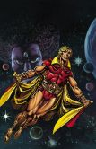 Book Cover Image. Title: Warlock by Jim Starlin:  The Complete Collection, Author: Jim Starlin