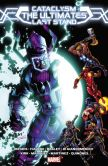 Book Cover Image. Title: Cataclysm:  The Ultimates' Last Stand, Author: Brian Michael Bendis