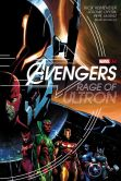 Book Cover Image. Title: Avengers:  Rage of Ultron, Author: Rick Remender