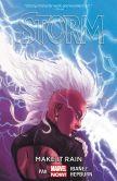 Book Cover Image. Title: Storm Volume 1:  Make it Rain, Author: Greg Pak