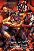 Book Cover Image. Title: Avengers:  Time Runs Out Volume 3, Author: Marvel Comics