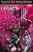 Book Cover Image. Title: Death of Wolverine:  The Logan Legacy, Author: Charles Soule