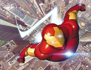 Invincible Iron Man Vol. 1