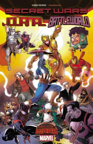 Secret Wars Journal/Battleworld