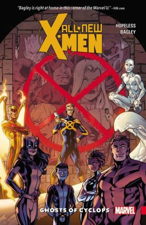 All-New X-Men: Inevitable Vol. 1: Ghost of the Cyclops