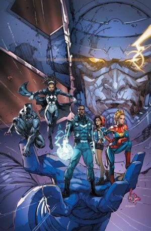 Ultimates: Omniversal Vol. 1: Start With the Impossible