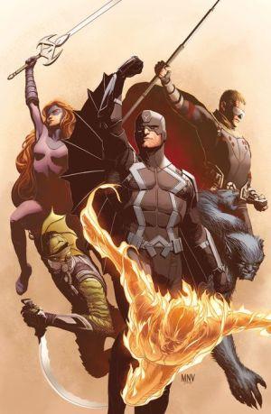 Uncanny Inhumans Vol. 1