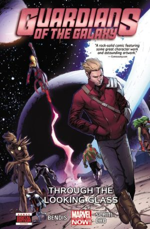 Guardians of the Galaxy, Volume 5: Through the Looking Glass (Marvel Now)