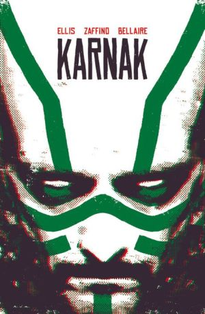Karnak Vol. 1: The Flaw in All Things