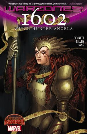 1602 Witch Hunter Angela: Warzones!