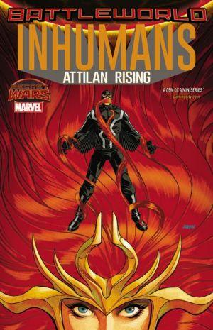 Inhumans: Attilan Rising: Battleworld