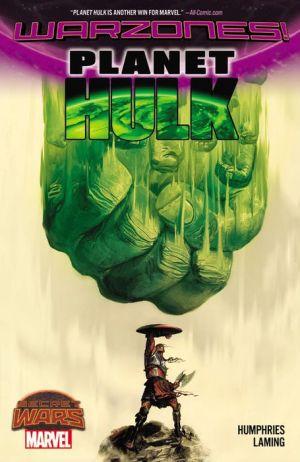 Planet Hulk: Warzones