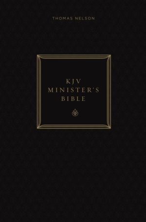 KJV, Minister's Bible, Ebook