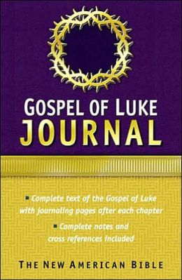 New American Bible Journals: Study the life of Christ