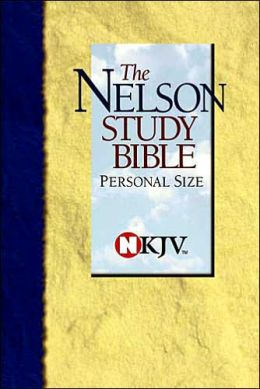 Nelson Study Bible, Personal Size Edition: New King James Version (NKJV)