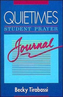 Quiettimes Student Prayer Journal