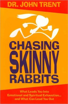 Chasing Skinny Rabbits: What Leads You into Emotional and Spiritual Exhaustion