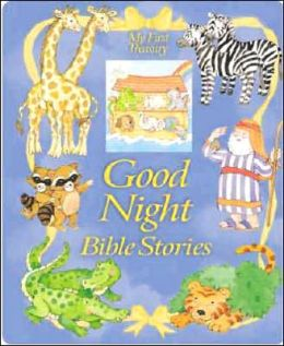 Good Night Bible Stories