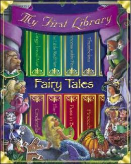 My 1st Library Fairy Tales: 12 Storybooks in Carry Case