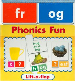 Phonics Fun (Lift-A-Flap Series)