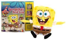Spongebob Squarepants: Spongebob's Yard Sale: Book, Box & Plush