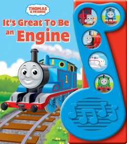 Thomas and Friends: It's Great to Be an Engine