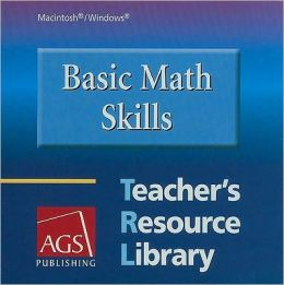 Basic Math Skills Teachers Resource Library On Cd-Rom For Windows And Macintosh