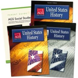 AGS United States History - Homeschool Bundle