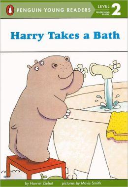 Harry Takes A Bath (Turtleback School & Library Binding Edition)