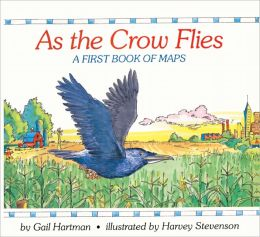 As The Crow Flies (Turtleback School & Library Binding Edition)