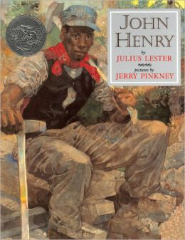 John Henry (Turtleback School & Library Binding Edition)