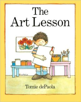 The Art Lesson (Turtleback School & Library Binding Edition)