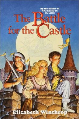 The Battle For The Castle (Turtleback School & Library Binding Edition)