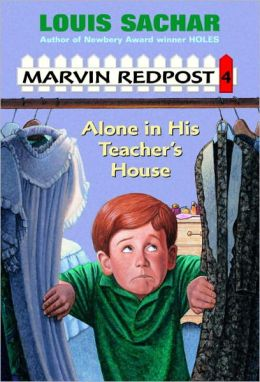 Alone in His Teacher's House (Marvin Redpost Series #4) (Turtleback School & Library Binding Edition)