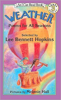 Weather: Poems for All Seasons (Turtleback School & Library Binding Edition)