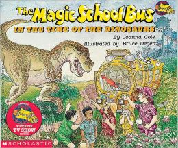 The Magic School Bus in the Time of the Dinosaurs (Turtleback School & Library Binding Edition)