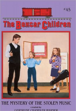 The Mystery of the Stolen Music (The Boxcar Children Series #45)