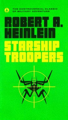 Starship Troopers (Turtleback School & Library Binding Edition)