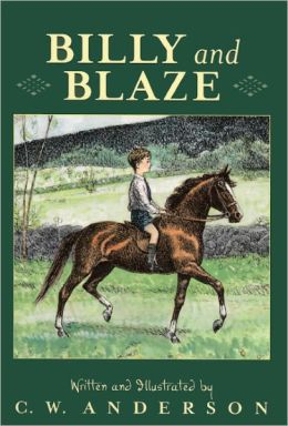 Billy and Blaze (Turtleback School & Library Binding Edition)