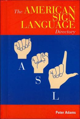 The American Sign Language Directory